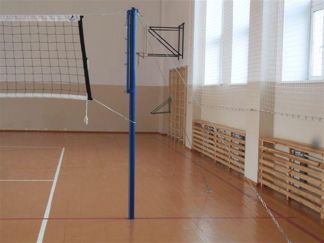Купить волейбольные стойки