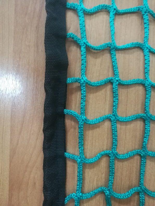 Плетение теннисной сетки