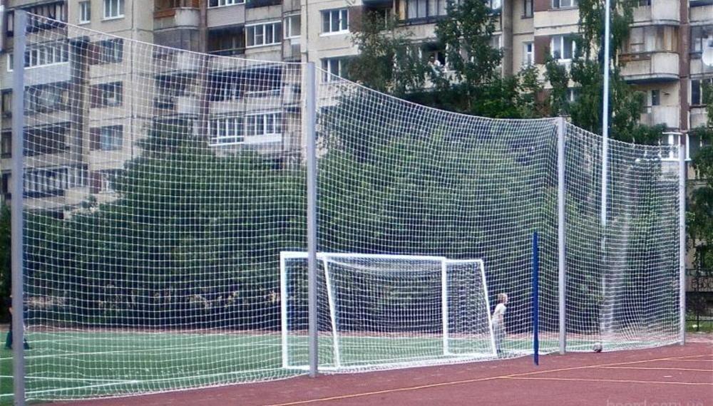 Заградительные защитные сетки производство