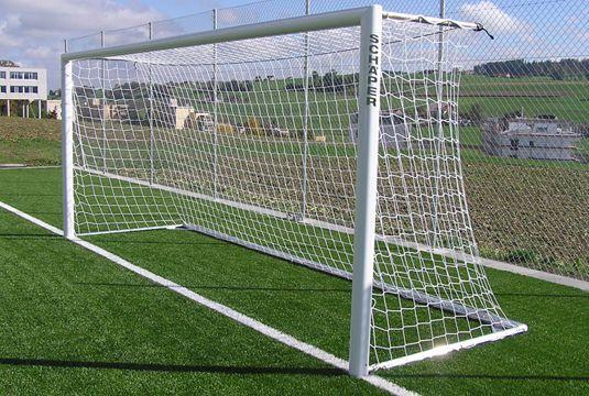 Футбольная сетка своими руками